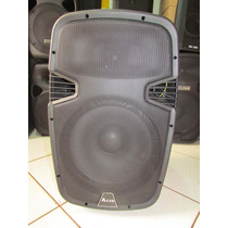 A Mais Forte Ativa 1200 Wats C/bateria,2 Microfone Bluetooth