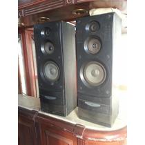 Caixas Acústicas Gradiente 3 Way Bass Reflex W-z