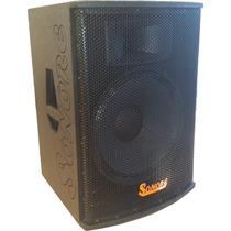 Caixa Acústica Amplificada Ativa 15 400 Rms Usb/sd/bluetooth