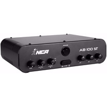 Amplificador Potência Nca Ab100 St Stereo Som Ambiente