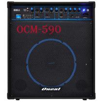 Caixa De Som Oneal Multi Uso Amplificada Ocm-560