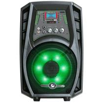 Caixa Amplificada Frahm Cl150 Bluetooth - 60w, Usb E Sd