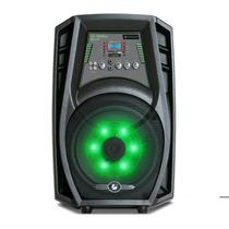 Caixa Frahm Multiuso Amplificada Cl500 Bt 100w Rms (com Led)