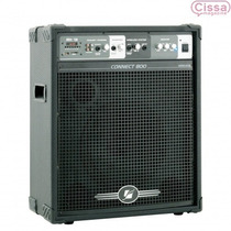 Caixa De Som Multiuso Frahm Wireless Preto 80 W S/ Juros