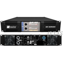 Amplificador De Potência Machine Sd3.8 2.800w Rms Lj 4vias