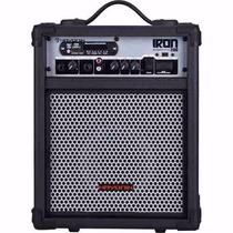 Caixa Multiuso Iron 200 30w Rms Bluetooth Usbsd E Rádio Fm H