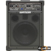 Caixa De Som Multiuso Ciclotron Wattsom Entertech D300 65w