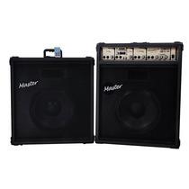 Master Audio Smk-360 Kit De Sonorização - Frete Grátis