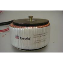 Transformador Toroidal Caixa Jbl Eon15 G2 Funcionando
