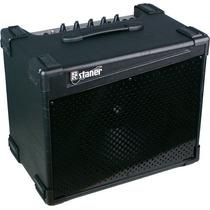 Amplificador Cubo Staner Shout 110-b 100w 1x10 Contrabaixo