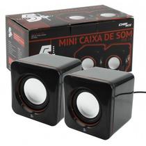 Mini Caixa De Som 120w Pmpo Usb 2.0 015-0021