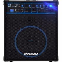 Caixa Amplificada Oneal Ocm-390bt 80w Rms Bluetoothusbsdfm