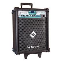 Caixa Amplificada Multiuso Stone 250 C/ Microfone S/ Fio