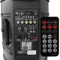 Caixa Acustica 10 2500 Ativa C/ Usb/micro Sd