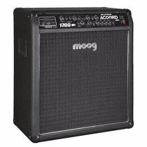Caixa Meteoro Amplificador Moug 1700usb 160w Rms Completa