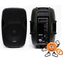 Caixa Lexsen 15 Ativa Frontal Lsx15a Mp3/usb/cd 220wrms