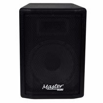 Caixa Ativa Master Audio W10-200 Watts Usb Bluetooth
