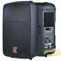 Caixa Som Ativa Staner Sr315a 600w C/ Usb Sd Bluetooth + Nf