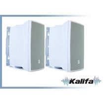 Caixa Acústica Selenium C521 Ideal Para Som Ambiente