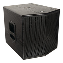Sub Woofer Grave Ativo Ps12 Swa 500wrms,som, Dj,boate,frahm!