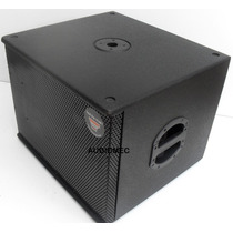 Sub-woofer Eco 15 Steel 400 Oversound