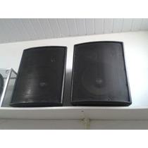 Caixa De Som Passiva Oversound 600 Wts Usada 290,00 Cada