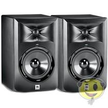 Monitor Caixa De Som Jbl Lsr305 Studio Pro (par) - Kadu Som