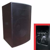 Caixa De Som Acustica Ativa 15 350 Rms Titanium Jbl Selenium