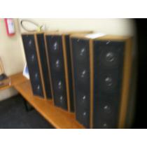 Vendo 8 Caixas De Som Tipo Coluna Pra Grandes Ambientes