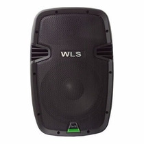 Caixa Acústica Ativa Wls 10 Gp10 150w Novo Original Nfe