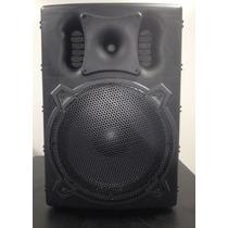 Caixa Acústica Csr 4000a Ativa 300w Com Player Usb / Sd Card