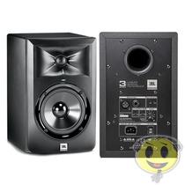 Monitor Caixa De Som Jbl Lsr305 Studio Pro Ativa - Kadu Som