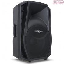Imperdível Caixa De Som Acústica Frahm Ps 15 300w Preto