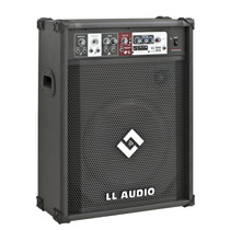 Cx De Som Multiuso Amplificada Ll500 - 150 Wrms (com Usb)