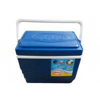 Caixa Térmica 15 Litros Obba Ice Vermelho Ou Azul