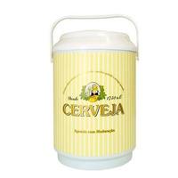 Cooler Caixa Térmica 16 Latas Cerveja Refri Chopp Bohemia
