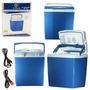 Refrigerador E Aquecedor Portatil 23l Bivolt Casa E Carro Pr