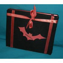 Caixa De Presente Morcego Tam P