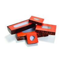 Embalagens Para Doces E Salgados Com Visor
