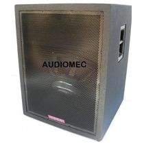 T18 Com Falante Audiomec 800w Rms