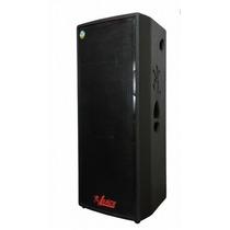 Caixa Acústica Leacs Vip 1000 Plus Ativa 1000 Rms