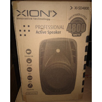 Caixa Xion Ativa 12 Polegadas Xi-sd4800