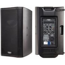 Caixa Acústica De Som Ativa Qsc K12 Blk 1000 Watts Garantia