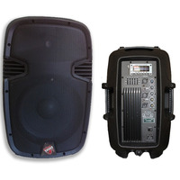 Caixa Ativa Prime Sound 15 Pendrive Bluetooth 340w