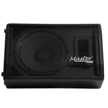 Frete Grátis - Master Audio M10-100 Monitor Ativo 100w