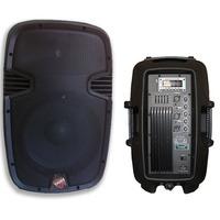 Caixa Ativa Prime Sound 12 300 Watts Ps 12 Dlx Frete Grátis