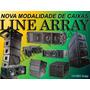 Line Array Linha Completa De Projetos Super Atualizado 2014
