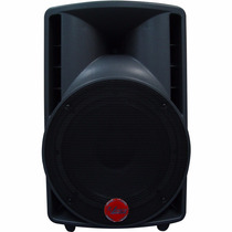 Caixa Acústica Ativa Leacs Lt 1200 Na Maxcomp Musical