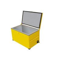 Caixa Térmica Cooler 360 Litros 504 Latas + Gelo - Qualidade