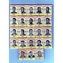 Rara Coleção- Seleção Brasileira-1958 -caixas Fósforos Promo
